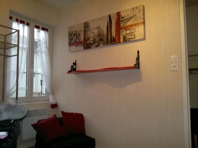 Chambre 3 couchages et chauffeuses location maison port - Chambre d hote port des barques ...